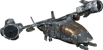VTOL Warship Menu Icon BOII