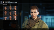 Female Face 9 BO3