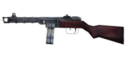 PPSh-41 menu icon CoD1