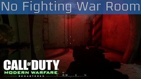 Call of Duty 4 Modern Warfare Remastered - No Fighting In The War Room Walkthrough HD 1080P 60FPS