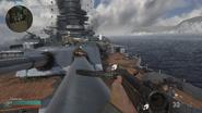 Call of Duty WWII Типичный USS Texas Заражение