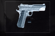 M1911 Just Like Old Times MW2