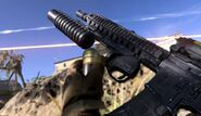 MP M4A1 M203 CoDMW
