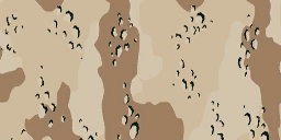 Nevada Camouflage menu icon BOII