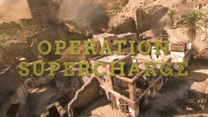 Operation Supercharge Trailer Promo WWII