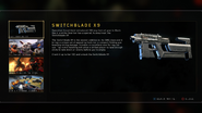 Switchblade X9 MOTD BO4