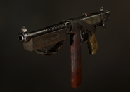 Thompson Nouvelle recrue CoD WWII Menu