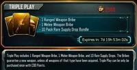 Triple-Play-supply-drop