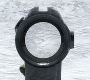 ACOG Sight Swarovski Scope variant BO