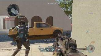 Black Ops 4 Early Pre-Alpha - Seaside