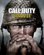 COD WWII cover
