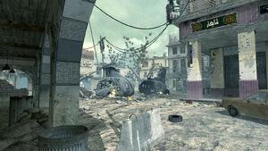 Crash MW2