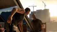Gabriel Rorke torturing Elias Walker Sin City CoDG