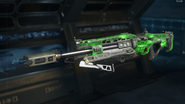 Gorgon Gunsmith Model Weaponized 115 Camouflage BO3