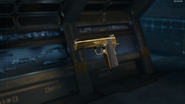 1911 Gunsmith Model Gold Camouflage BO3