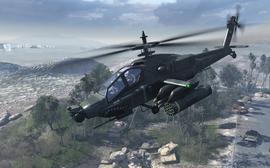 AH-64 в MW2