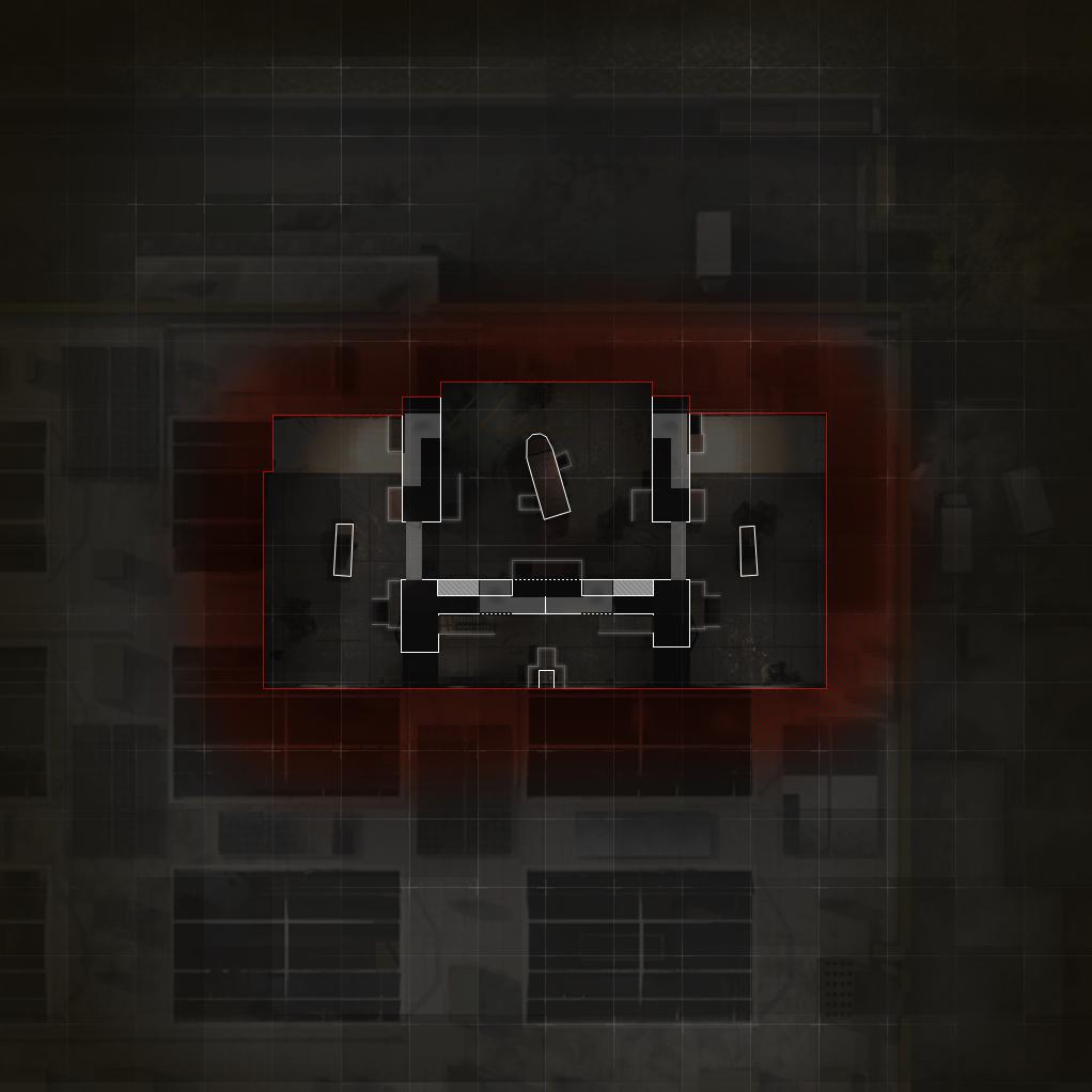 Aisle 9 Modern Warfare