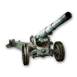 Artillery Barrage Icon WWII