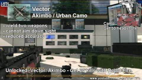 Call of Duty® Modern Warfare 2 - Vector Submachine Gun Overview