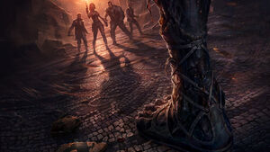 AncientEvil LoadingScreen Zombies BO4