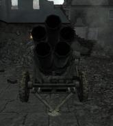 Nebelwerfer front CoD WaW FF