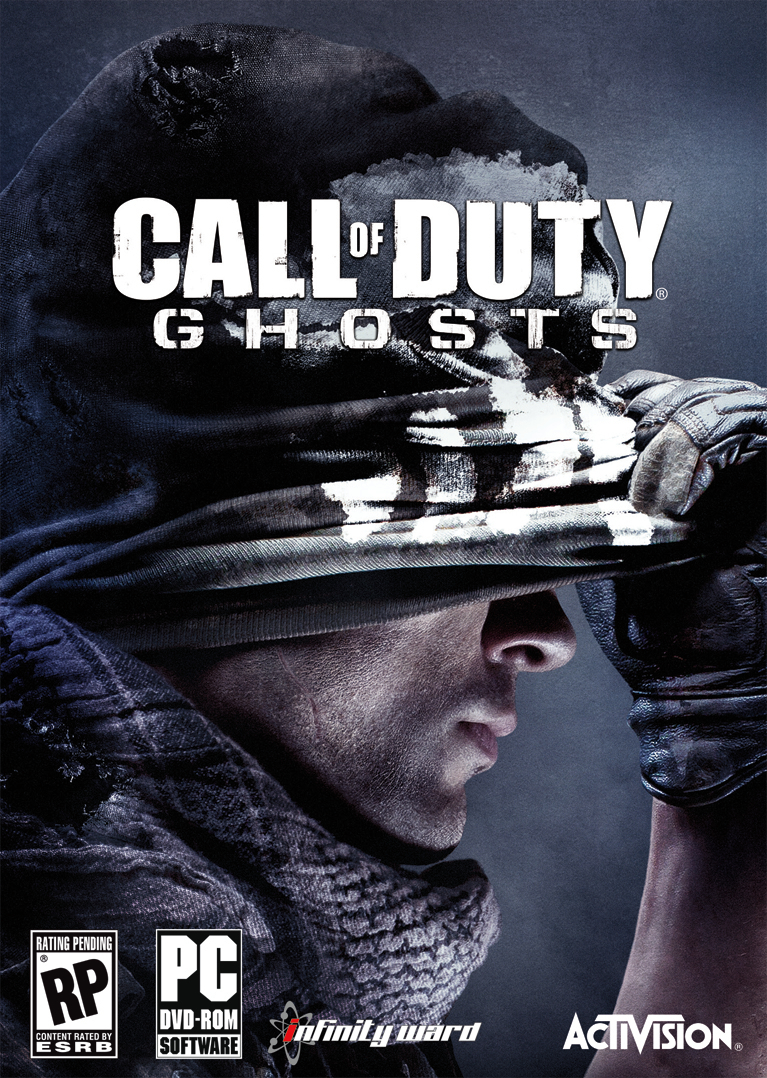 Image result for Call of Duty - Ghosts cover pc