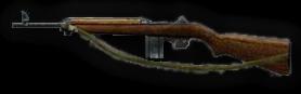 Carbine 3rd person CoD2