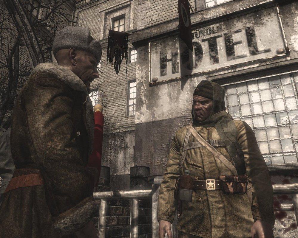 Victor Reznov, karakter Call of Duty: Black Ops