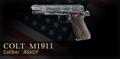 Colt M1911 Menu Icon CoD3.png