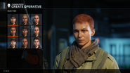 Female Face 4 BO3