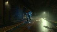 Ray Gun Mark II-X niebieski zombie