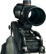 Skorpion ACOG Scope CoD4