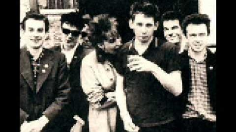 The Pogues Glastonbury 1986 - Body of an American
