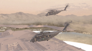 Two Pave Lows S.S.D.D. MW2