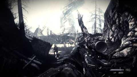 Call of Duty Ghosts Walkthrough - No Mans Land (Part 3)
