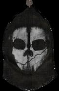Ghosts mask model CoODG