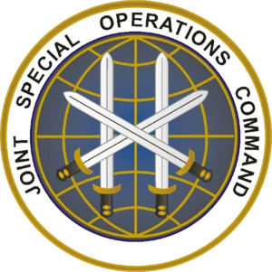 Joint Special Operations Command Seal