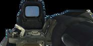 M4A1 Hybrid Sight Off ADS MW3