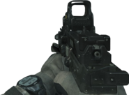 MP9 Holographic Sight MW3