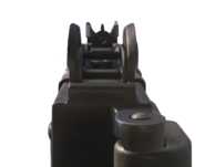 Mini-Uzi Sights MWR