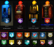 Perk-a-Cola machines BO4