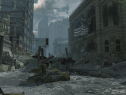 Wreckage Downturn MW3