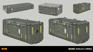 Ammo crate concept IW