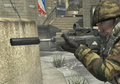 Famas Red Dot Sight Suppressor Third Person BO.png