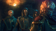 Order Cultists With High Priest Bo4