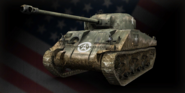 Sherman Firefly CoD3