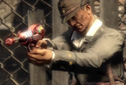 Takeo με το Ray gun