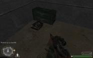 V-2 Rocket Site bunker grenades CoD1