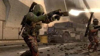 Call of Duty Black Ops II - Vengeance Replacers Gameplay Trailer