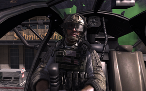 Col. Munson MW3